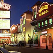 El Rancho Vintage Vegas Poster