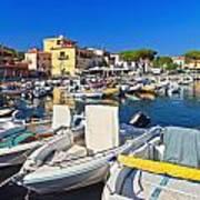 Elba Island - Marina Di Campo Poster