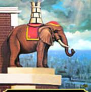 Elephant Castle Poster