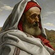Eliezer Of Damascus Poster