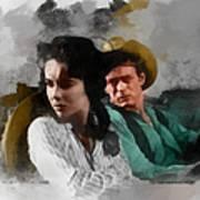 Elizabeth And James - Giant Poster