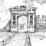 Elizabeth's Gate Poster
