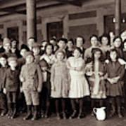 Ellis Island, C1908 Poster