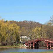 Elm Park Bridge Poster