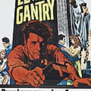 Elmer Gantry, Us Poster Art, Center Poster