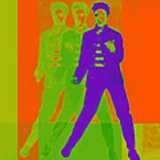 Elvis Jail House Rock 20130215m28 Poster