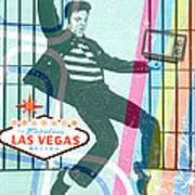 Elvis Jailhouse Rock Poster