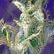 Emerald Elemental Poster