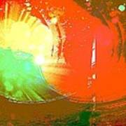 Emergent Sun Poster