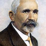Emil Kraepelin (1856-1926) Poster