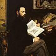 Emile Zola Poster