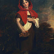 Emily Anderson Little Red Riding Hood Poster