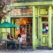 Hoboken Nj - Empire Coffee And Tea Poster