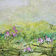 Enchanted Meadow Poster