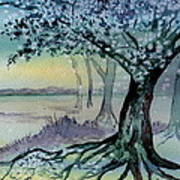 Enchanted Tree Poster