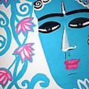 Enchanting Buddha  Poster by Madhuri Krishna