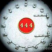 Engine 444 Poster