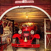 Engine Company 33 Poster