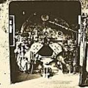 Engine Iron Poster