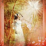 Enter Into His Garden Poster