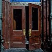 Entry - Burlington Place - Omaha Poster