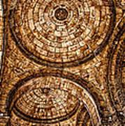 Entry To Sacre Coeur Basilica - Paris Poster