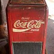 Epcot Old Coke Poster