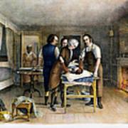 Ephraim Mcdowell, 1809 Poster