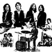 Epic The Beatles Poster