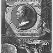 Eqves Io. Bapt. Piranesivs Venetvs Architectvs Poster