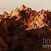 Escalante Ridge Poster