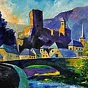Esch Sur Sure Poster