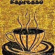 Espresso Poster
