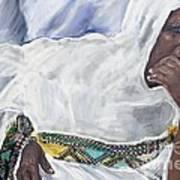 Ethiopian Orthodox Jewish Woman Poster