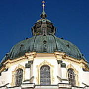 Ettal Abbey Bavaria Poster