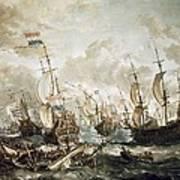 Europe 18th C.. Napoleonic Wars 1798 Poster