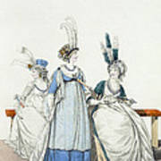 Evening Dresses For The Opera Poster