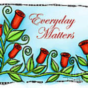Everyday Matters Poster