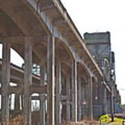 Everysville Bridge Poster