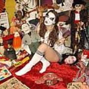 Evil Schoolgirl 166 Poster
