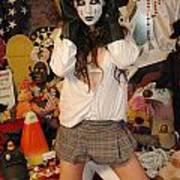Evil Schoolgirl 217 Poster