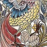 Exotic Bird Poster