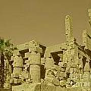 Exotic Egypt Poster