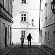 Exploring Prague Poster