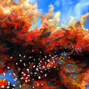 Explosion In The Sky Poster