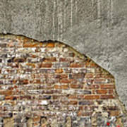 Exposed Brick Poster