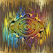 Eye Of The Rainbow Poster