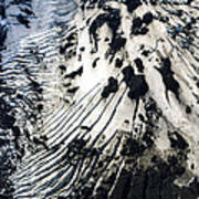 Eyjafjallajokull Glacier And Ashes Poster