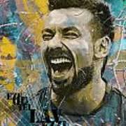 Ezequiel Lavezzi Poster