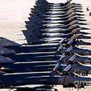 F-4e Phantom II Aircraft Poster